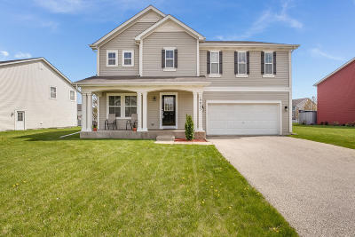 Kenosha County Single Family Home Active Contingent With Offer: 10825 61st St
