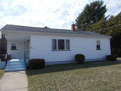 Menominee Single Family Home Active Contingent With Offer: 2105 14th St