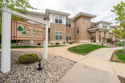 Greenfield Condo/Townhouse Active Contingent With Offer: 3960 S Prairie Hill Ln #202