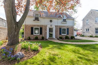 Wauwatosa Single Family Home For Sale: 2463 N 97th Street