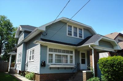 Racine County Two Family Home For Sale: 1835 Linden Ave
