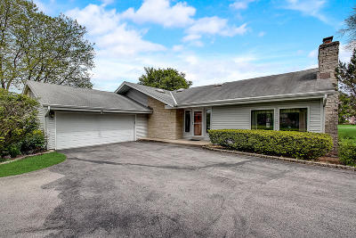Brookfield Single Family Home Active Contingent With Offer: 20435 Hunters Ct