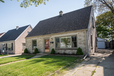 West Allis Single Family Home Active Contingent With Offer: 2210 S 96th St