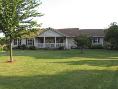 Racine County Single Family Home For Sale: 5432 Hwy G