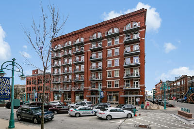 Condo/Townhouse Active Contingent With Offer: 191 N Broadway #202