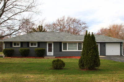 Muskego WI Single Family Home Sale Pending: $249,900