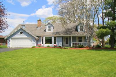 Waukesha Single Family Home For Sale: W223n2328 Meadowood Ln