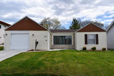 Milwaukee Single Family Home For Sale: 3868 S 60th St