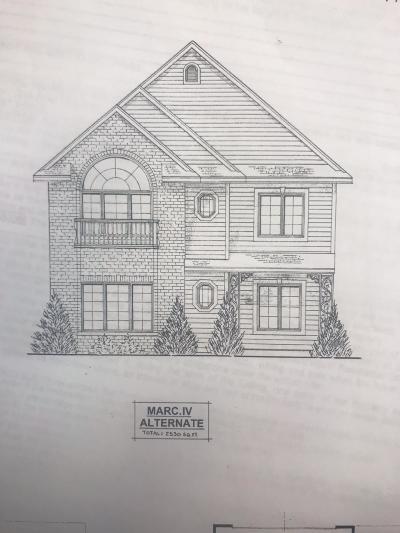 Milwaukee Single Family Home For Sale: Lt3 N Walnut Cir