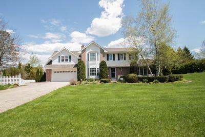 Lisbon Single Family Home For Sale: W270n7066 Hansen Dr