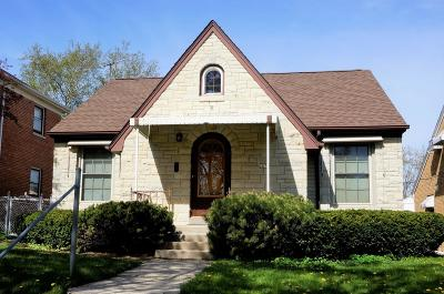 Milwaukee Single Family Home For Sale: 2871 S 47th