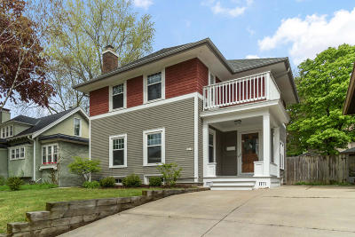 Single Family Home For Sale: 3018 N Downer Ave