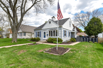 Milwaukee Single Family Home For Sale: 2846 N 85th St