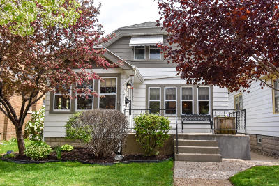 Milwaukee County Single Family Home For Sale: 2164 S 60th St