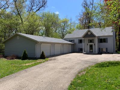 Delavan Single Family Home For Sale: 3290 South Shore Dr