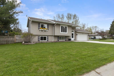 Lake Geneva Single Family Home Active Contingent With Offer: 350 Rush St