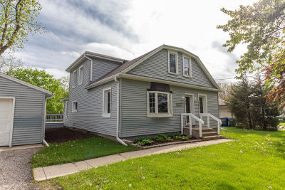 Single Family Home Active Contingent With Offer: 4525 W College Ave