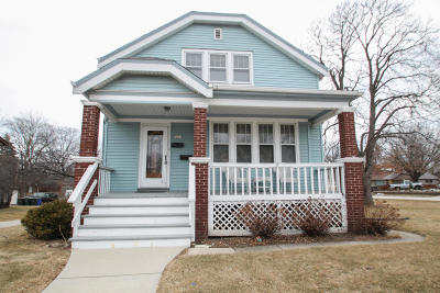 Greenfield Rental For Rent: 7033 W Forest Home Ave #Lower