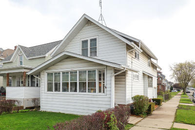 Racine County Single Family Home For Sale: 1941 Taylor Ave