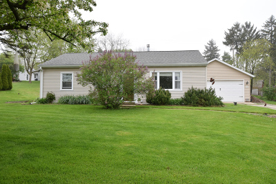 Muskego Single Family Home Active Contingent With Offer: S72w19342 Lochcrest Blvd