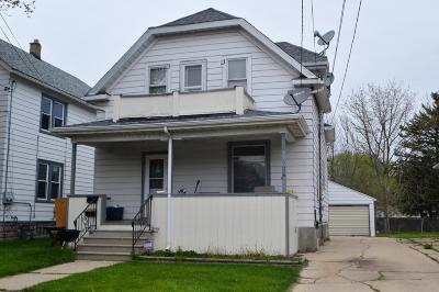 Kenosha County Two Family Home For Sale: 1820 45th St