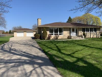 Kenosha Single Family Home For Sale: 1309 22nd Ave