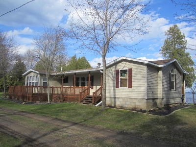 Menominee Single Family Home Active Contingent With Offer: N5542 Hwy M-35