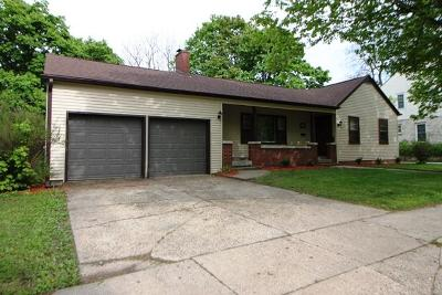 Whitewater Single Family Home Active Contingent With Offer: 165 N Esterly Ave