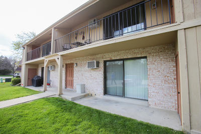 Greenfield Condo/Townhouse Active Contingent With Offer: 3195 W Mangold Ave #C