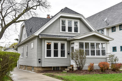Wauwatosa Two Family Home Active Contingent With Offer: 2221 N 62nd St #2221A