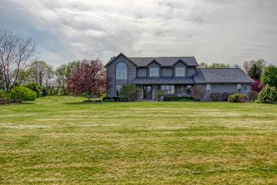 Mukwonago Single Family Home Active Contingent With Offer: W319s8979 Excelsior Ln