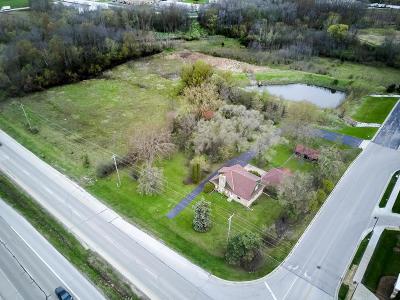 Menomonee Falls Residential Lots & Land For Sale: N56w14250 Silver Spring Dr