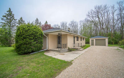 Germantown Single Family Home Active Contingent With Offer: W188n9751 Orchard Dr
