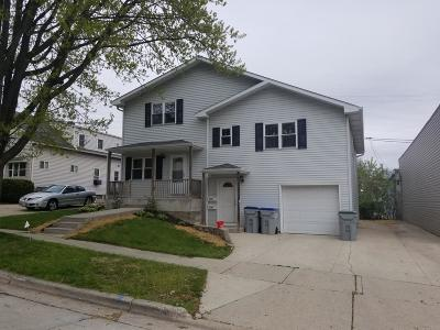 Milwaukee County Two Family Home For Sale: 528 S 94th St
