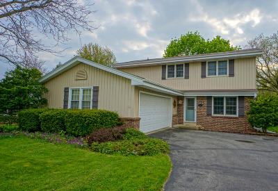 Waukesha Single Family Home For Sale: 2216 Allen Ln