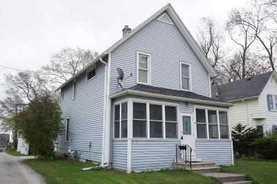 Port Washington Single Family Home Active Contingent With Offer: 116 S Madison St