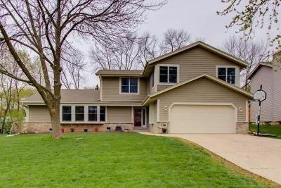 Waukesha County Single Family Home For Sale: 4295 S Longview Dr