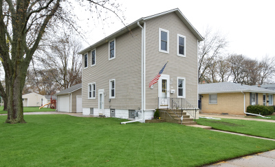 West Allis Single Family Home Active Contingent With Offer: 1017 S 87th St