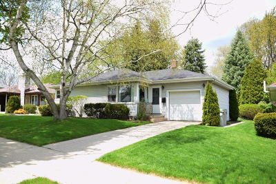 Single Family Home For Sale: 5230 W Cleveland Ave