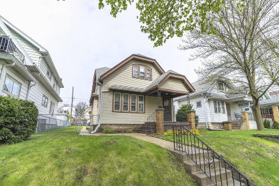 West Allis Single Family Home Active Contingent With Offer: 2113 S 65th St