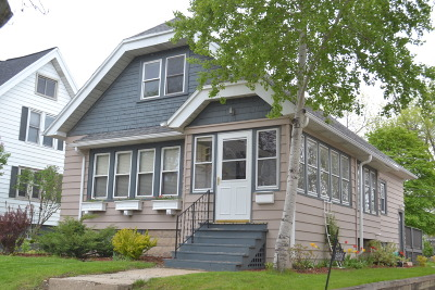 Single Family Home For Sale: 5926 W St Paul Ave