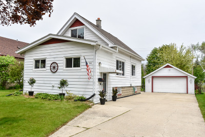 Milwaukee County Single Family Home For Sale: 910 S 86th St