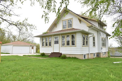 Waukesha County Single Family Home For Sale: 21275 Gumina Rd