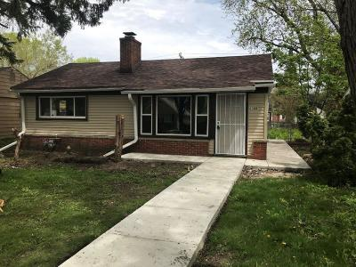 Single Family Home For Sale: 4308 N 50th St