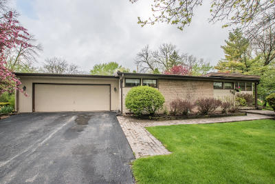 Brookfield Single Family Home Active Contingent With Offer: 305 S Elmridge Ave