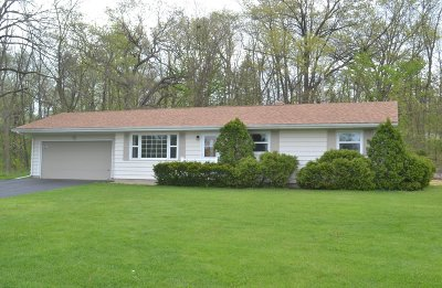 Waterford Single Family Home Active Contingent With Offer: 4235 Waterford Dr