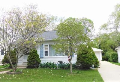 Grafton Single Family Home Active Contingent With Offer: 1114 8th Ave