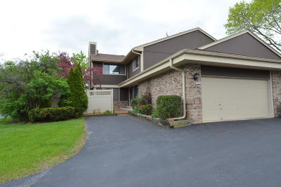 Waukesha County Condo/Townhouse For Sale: 14065 W Tiffany Pl