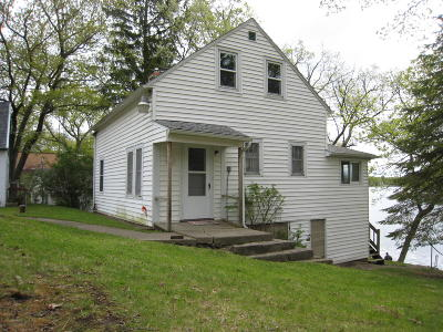Elkhorn Single Family Home For Sale: W5619 Forest Rd