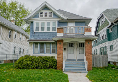 Milwaukee County Two Family Home For Sale: 2863 N 48th St #2865
